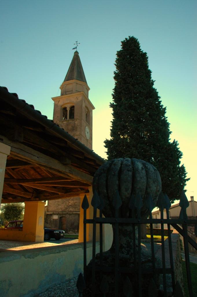 La Pieve di San Pietro di Feletto